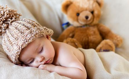 怎么哄宝宝入睡?掌握这几招,宝宝快速入睡