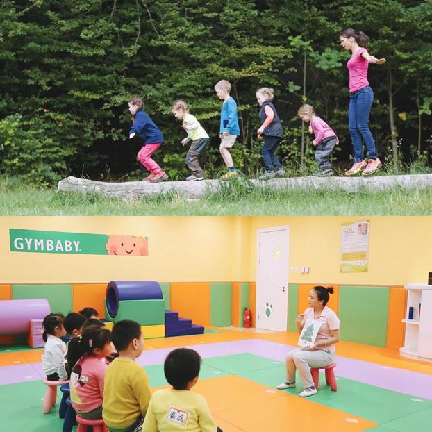运动宝贝与法国三只刺猬协会达成战略合作,深度拓展孩子的国际化视野