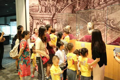 运动宝贝VIP会员专享:保利艺术博物馆文化之旅