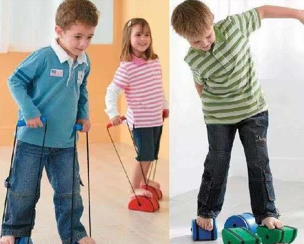 六岁孩子感统失调,有什么适合在家做的大运动和小游戏吗